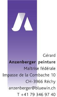 Anzenberger Peinture