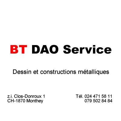 BT DAO Service