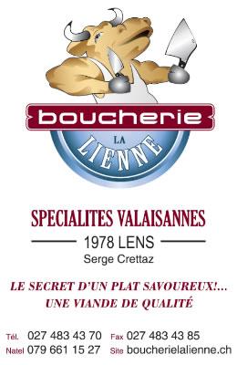 Boucherie La Lienne
