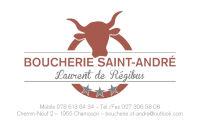 Boucherie Saint-André