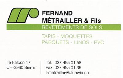 Fernand Metrailler & Fils