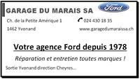 Garage du Marais SA