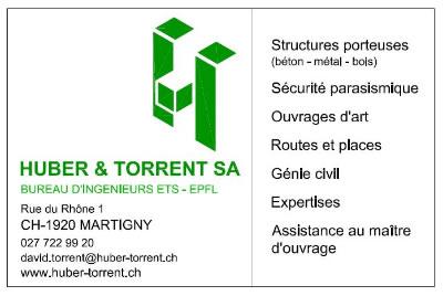 Huber Torrent