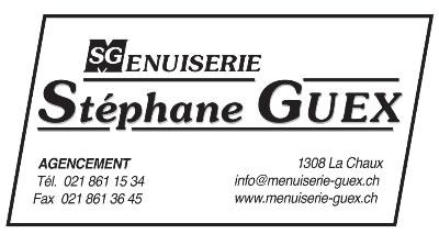 Menuiserie Guex