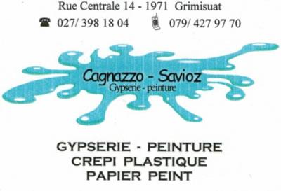 Peinture Cagnazzo