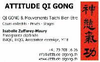 Attitude Qi Gong