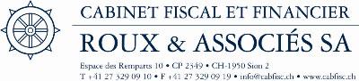 Cabinet Fiscal et Financier, Roux & Associés SA