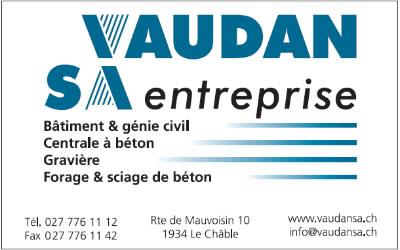 Vaudan Génie Civil