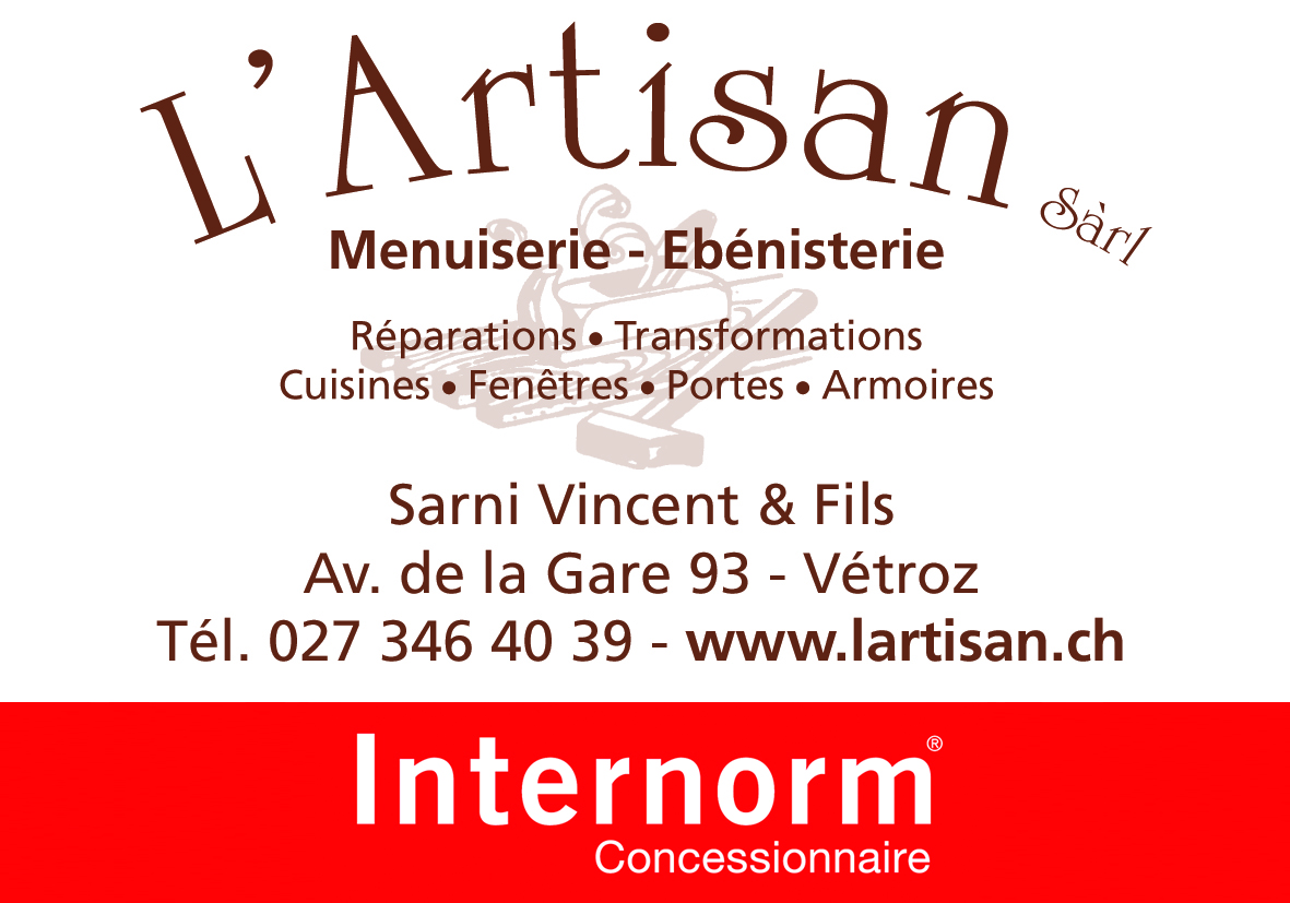 L'Artistan SARL