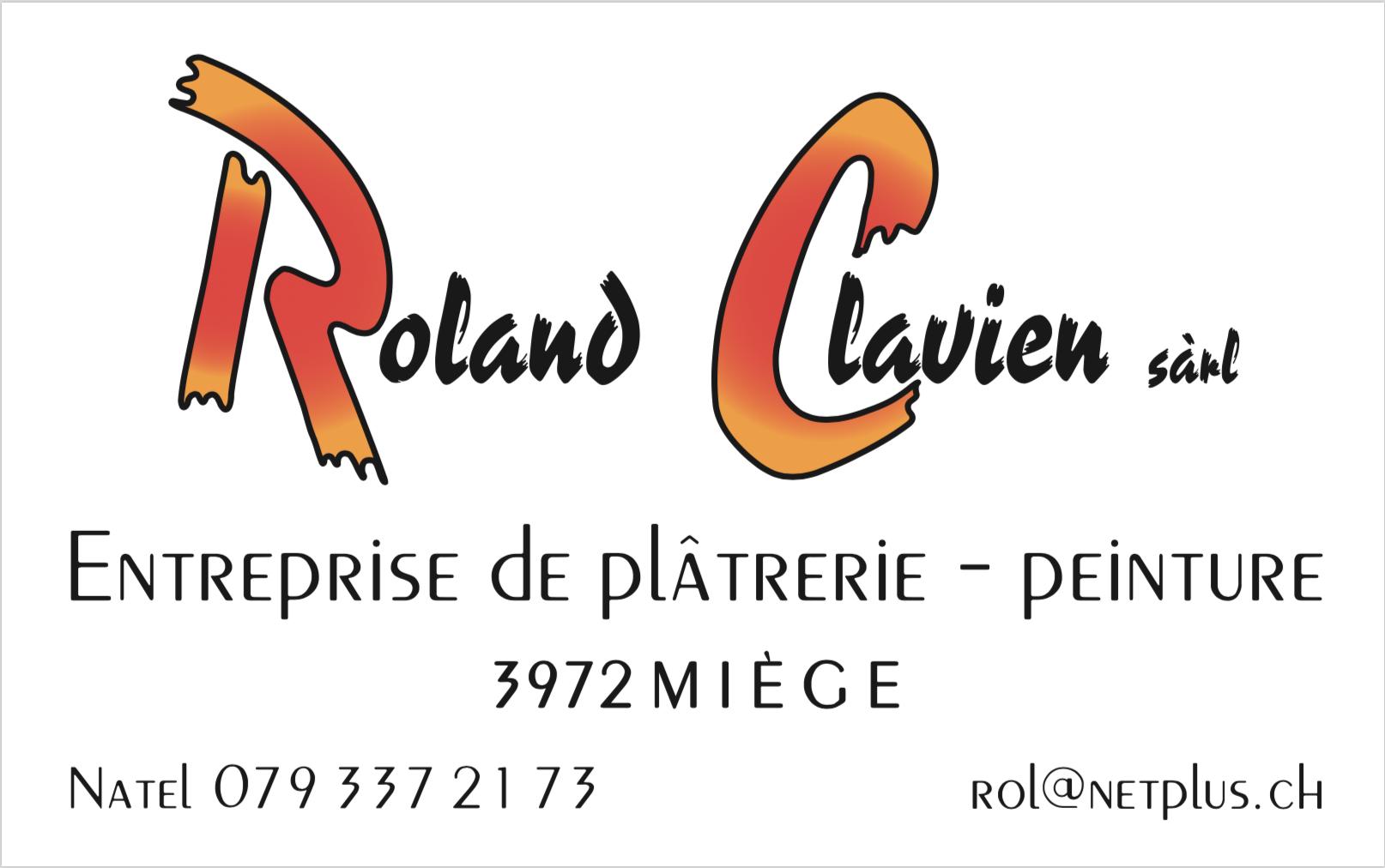Roland Clavien sàrl