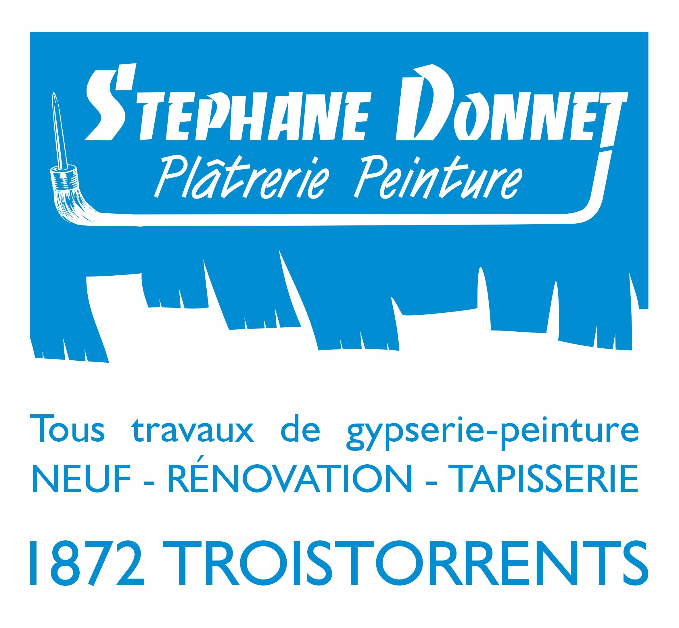 Stéphane Donnet Plâtrerie Peinture