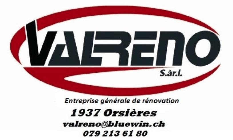 Valreno Sàrl